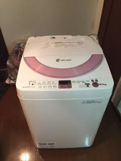 洗濯機即日回収大田区