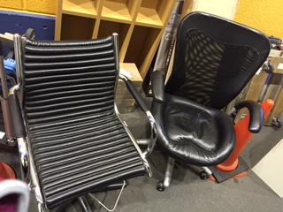 事務椅子回収処分